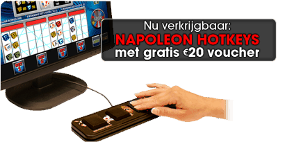 NapoleonGames.be Hotkeys